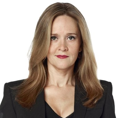 Possible Stephen Colbert Replacement #4 - Samantha Bee (PHOTO: Comedy Central)